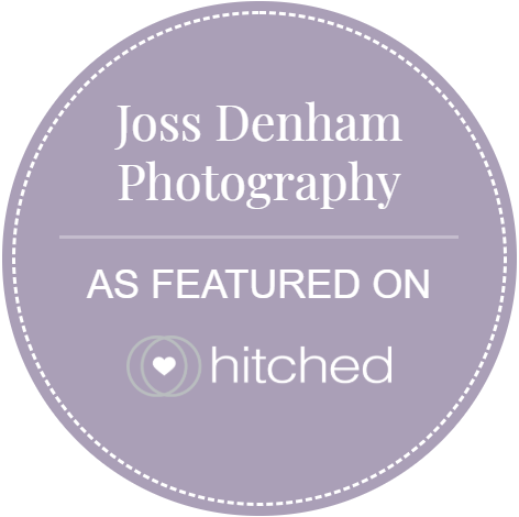 Joss Denham Photography as featured on Hitched